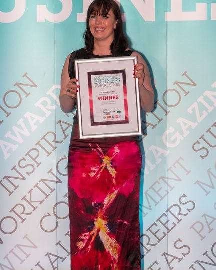 Illuminate Skin Clinic's Doctor Sophie Shotter – Start up Business Woman of the Year