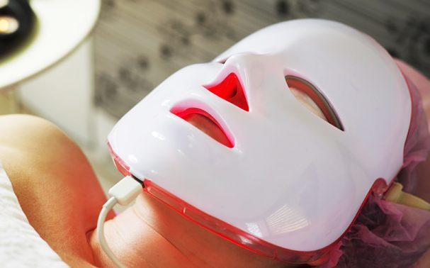 LED Light Therapy Mask!