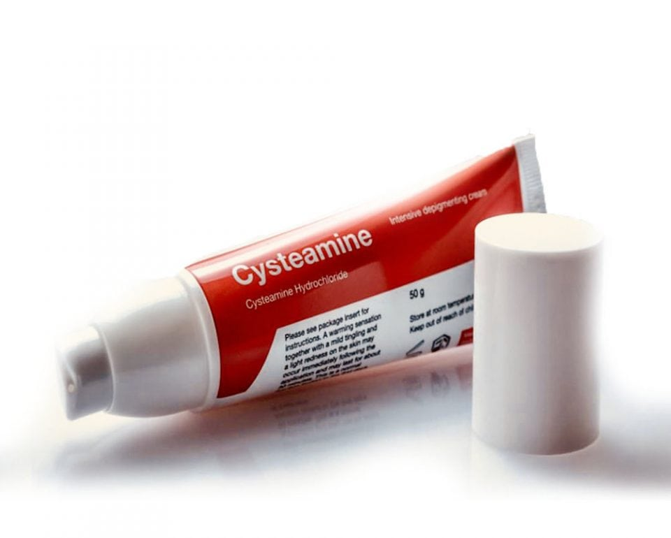 Cysteamine Cream