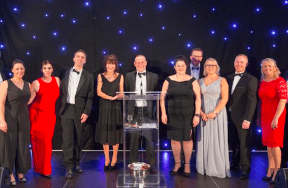 Illuminate Sponsor Kent Life Food & Drink Awards 2018