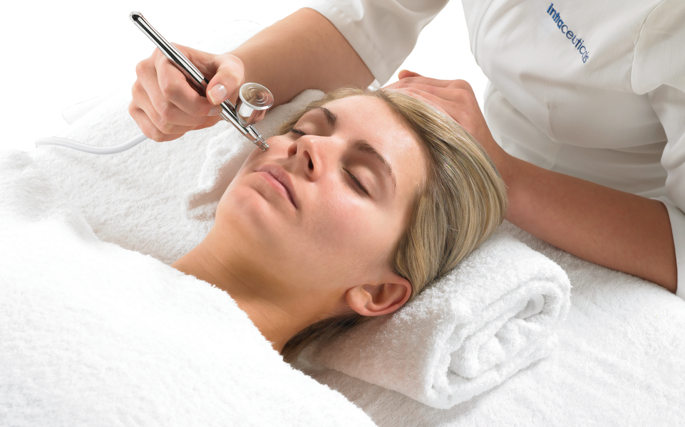 FOCUS: Intraceuticals Oxygen Facial for a New Year Refresh