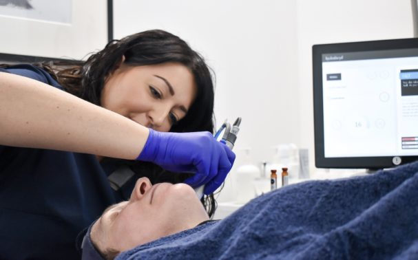 Hydrafacial now available at Illuminate