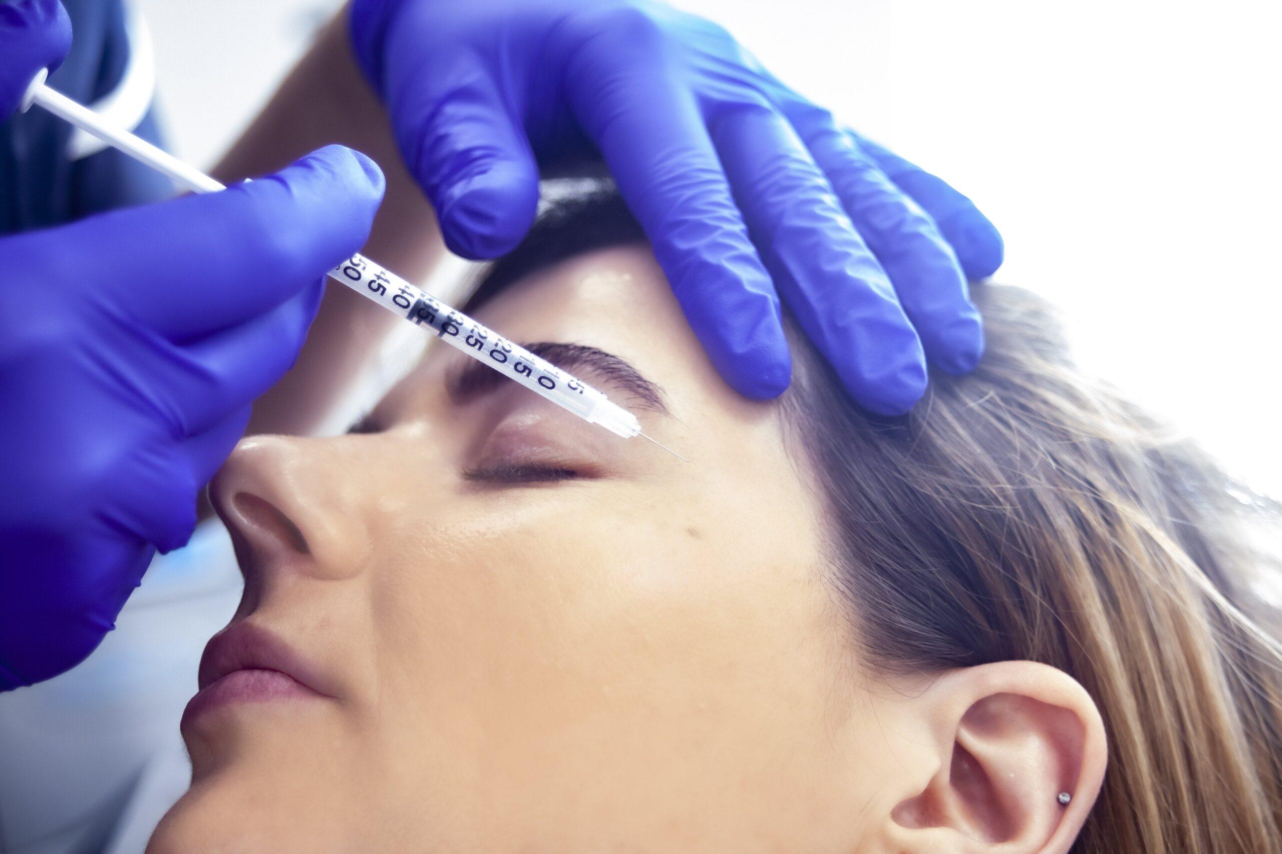 How many areas of Botox will I need?