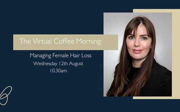 Join the Conversation: Managing Female Hair Loss