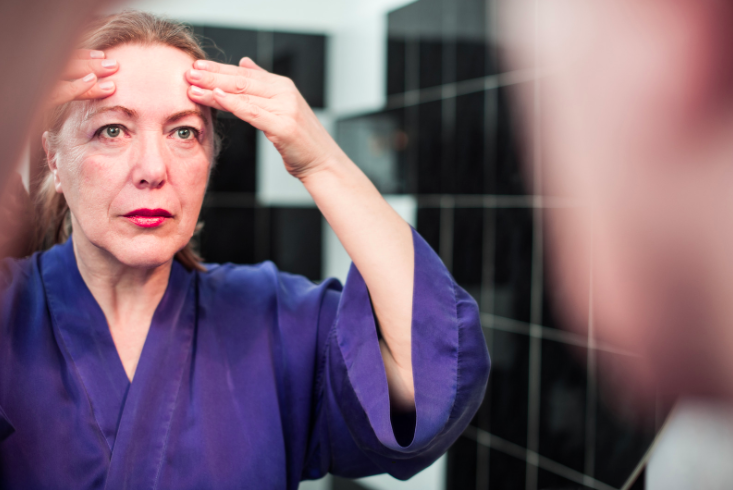 5 Changes That Happen to Your Skin During Menopause – and Dr Shotter's expert advice to improving them