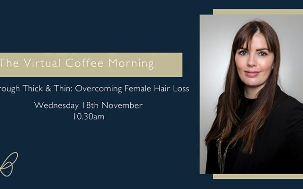 Join the Conversation: Overcoming Female Hair Loss