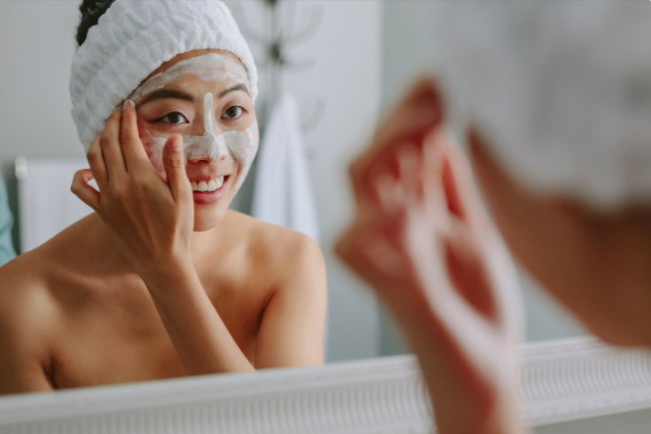 The three biggest mistakes people make during an at-home facial