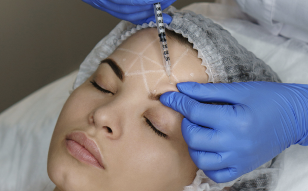 What is a non-surgical brow lift?